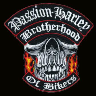 Ecusson BrotherHood
