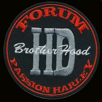 Ecusson Officiel du Forum Passion Harley