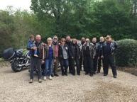 Ouroux-sur-Saône, Bourgogne - 1 mai 2018