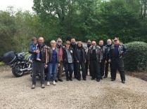 Ouroux-sur-Saône, Bourgogne , 1 mai 2018