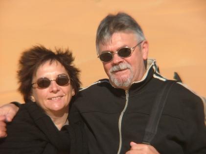 Les Ted - Zarzis désert Tunisien - 2007