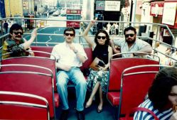 London - 1990