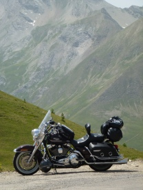 Col d'Allos 2250m - Alpes - 2012