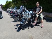 club Road King Spirit à Dabo - 2012