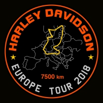 patch Europe Tour 2018