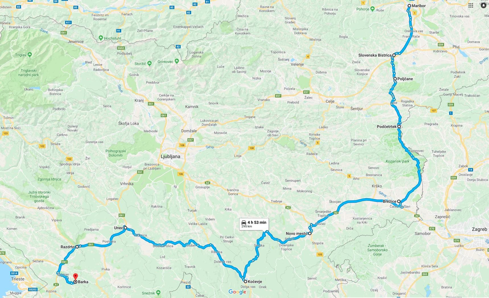 Maribor-Barka