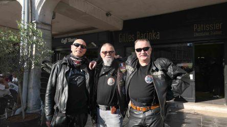 La bande de bikers