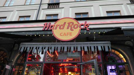 Hard Rock Café Stockholm - 2018