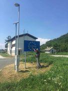 Frontière slovène - 2018