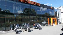 concession Harley à Oslo - 2018