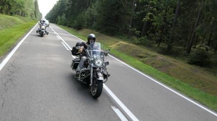 On Tour Europe 2018, sur les routes polonaises