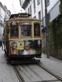 Porto et son tramway - 2018