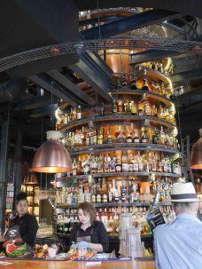 un bar à Varsovie - Pologne - 2018