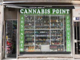 Canabis point en tchèquie - 2018