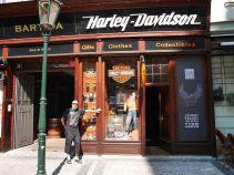 Concession Harley à Prague - 2018