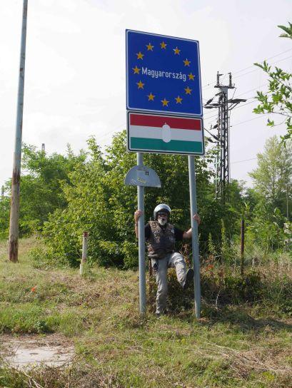 Frontière hongroise - 2018