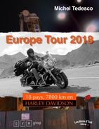 Europe Tour 2018-Le Recit version eBook